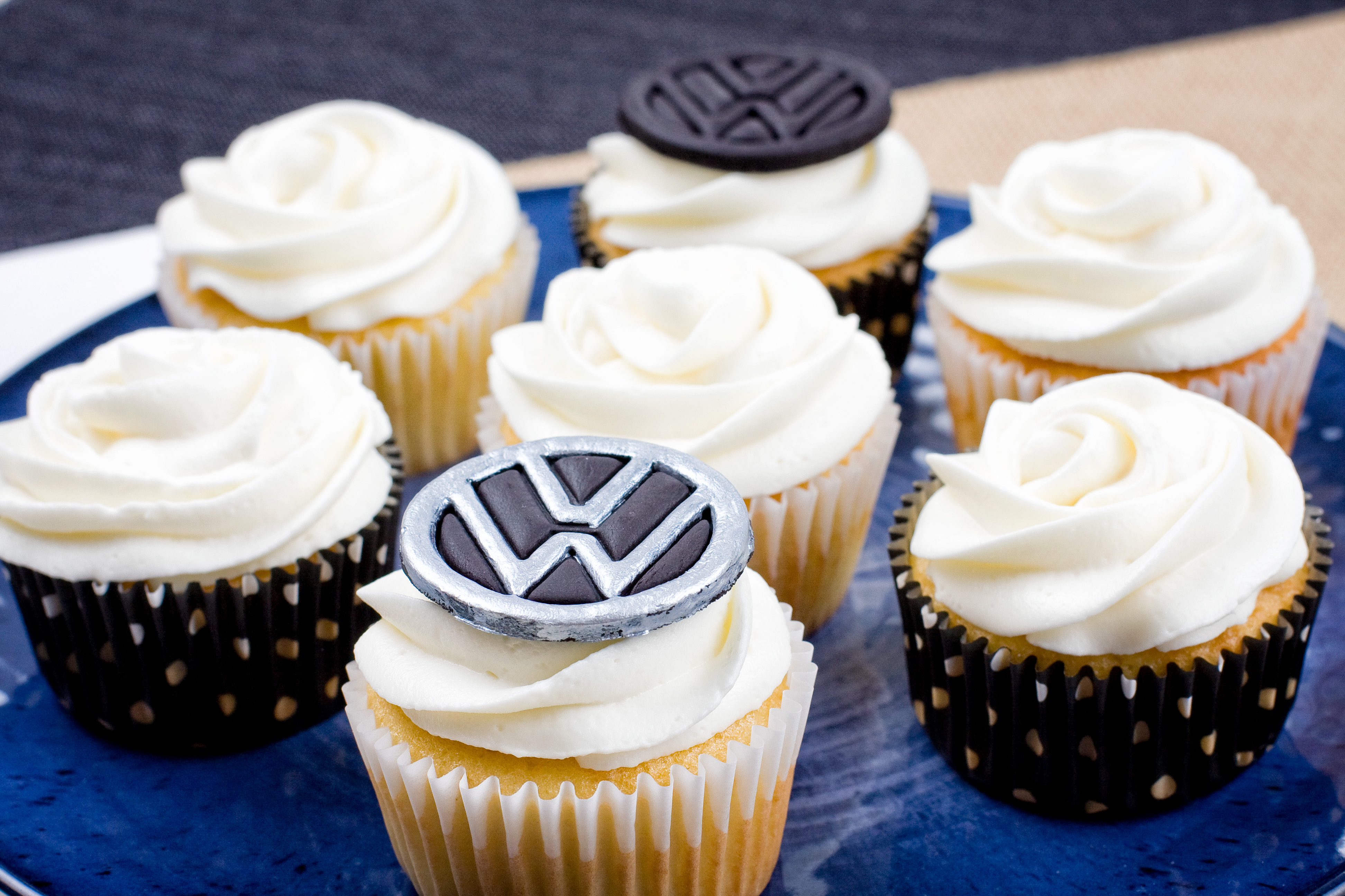 Volkswagen Cupcakes Just Be Slower