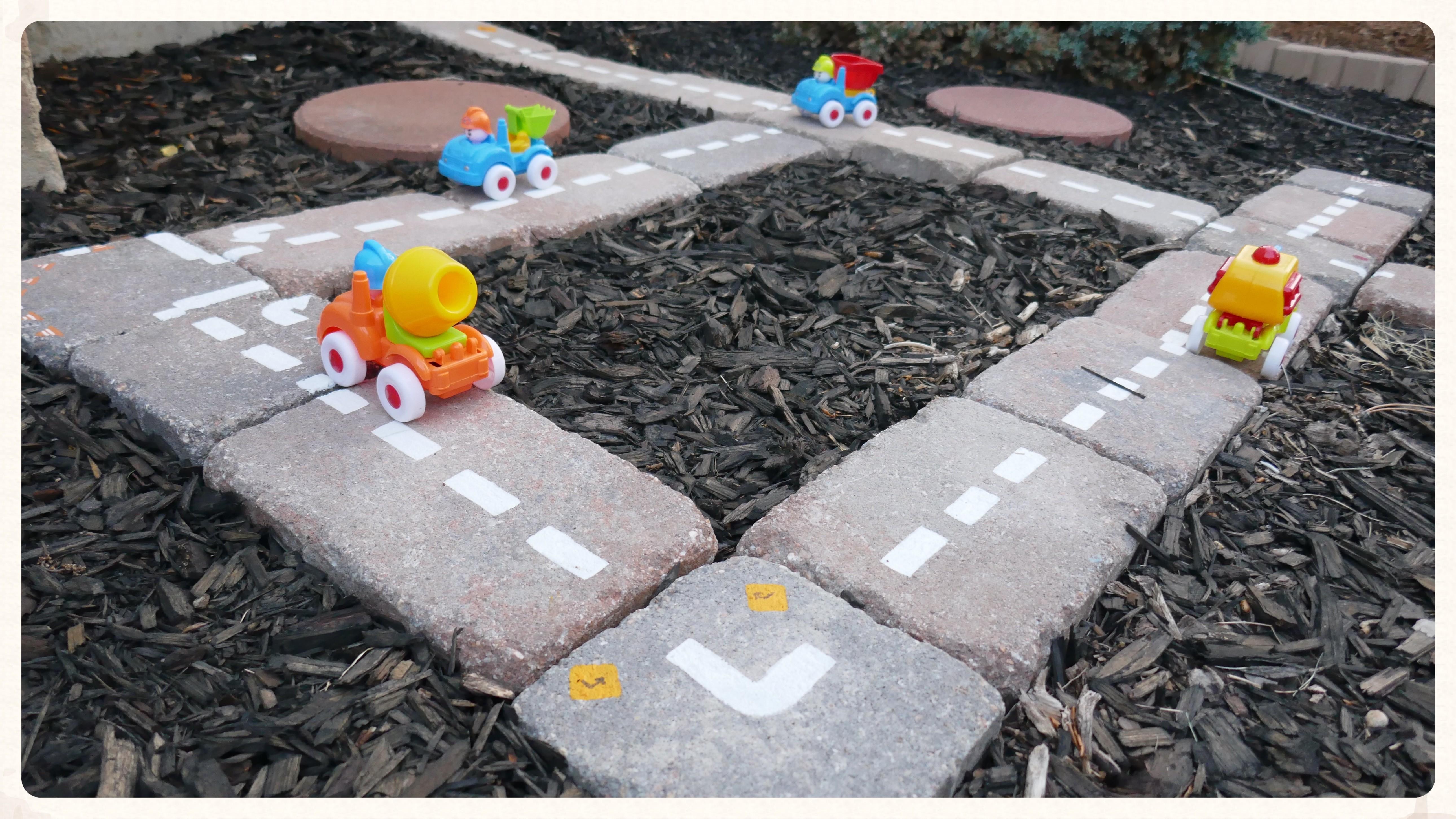 Brick Play Road