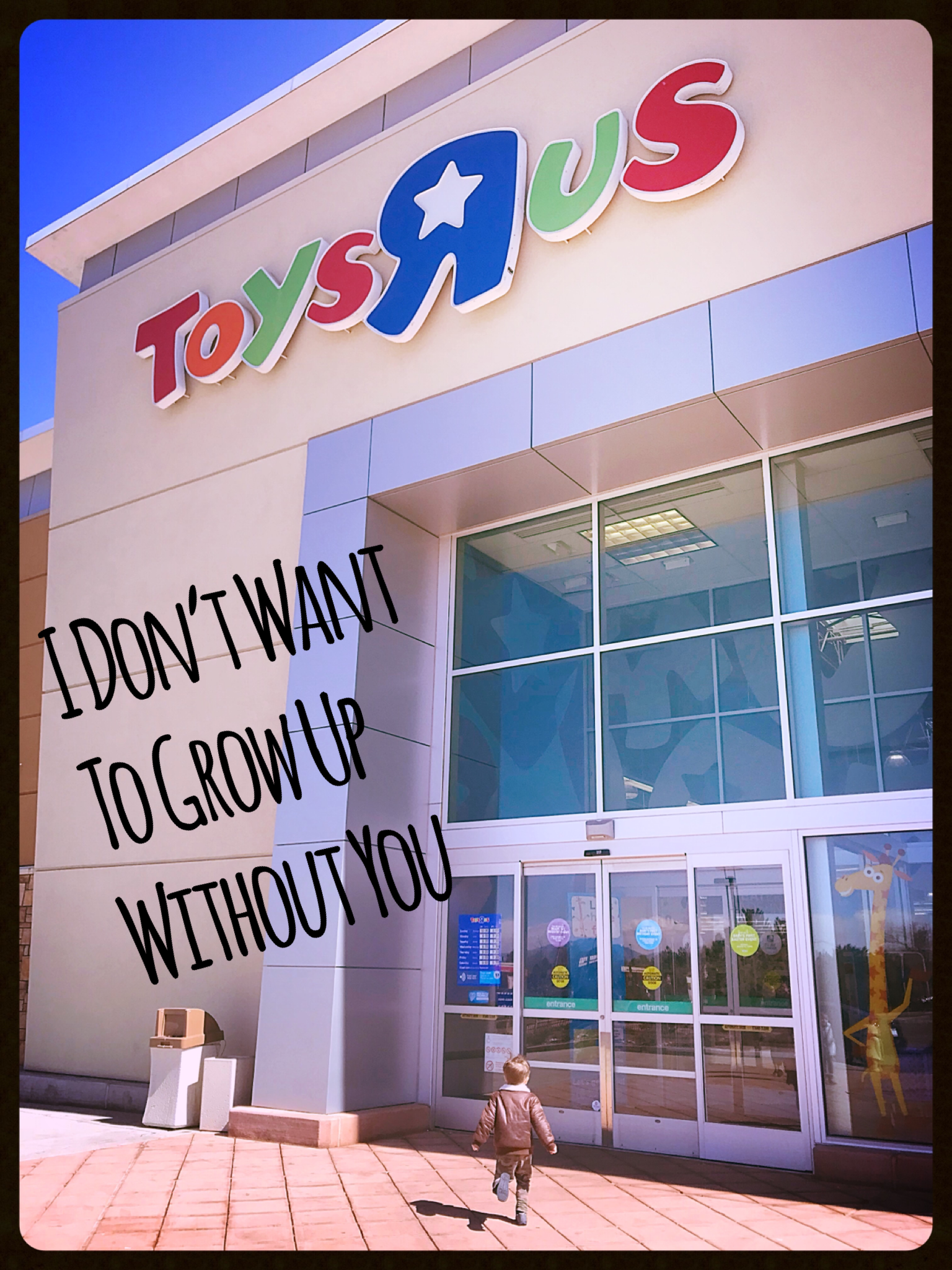 I'm A Toys R Us Kid