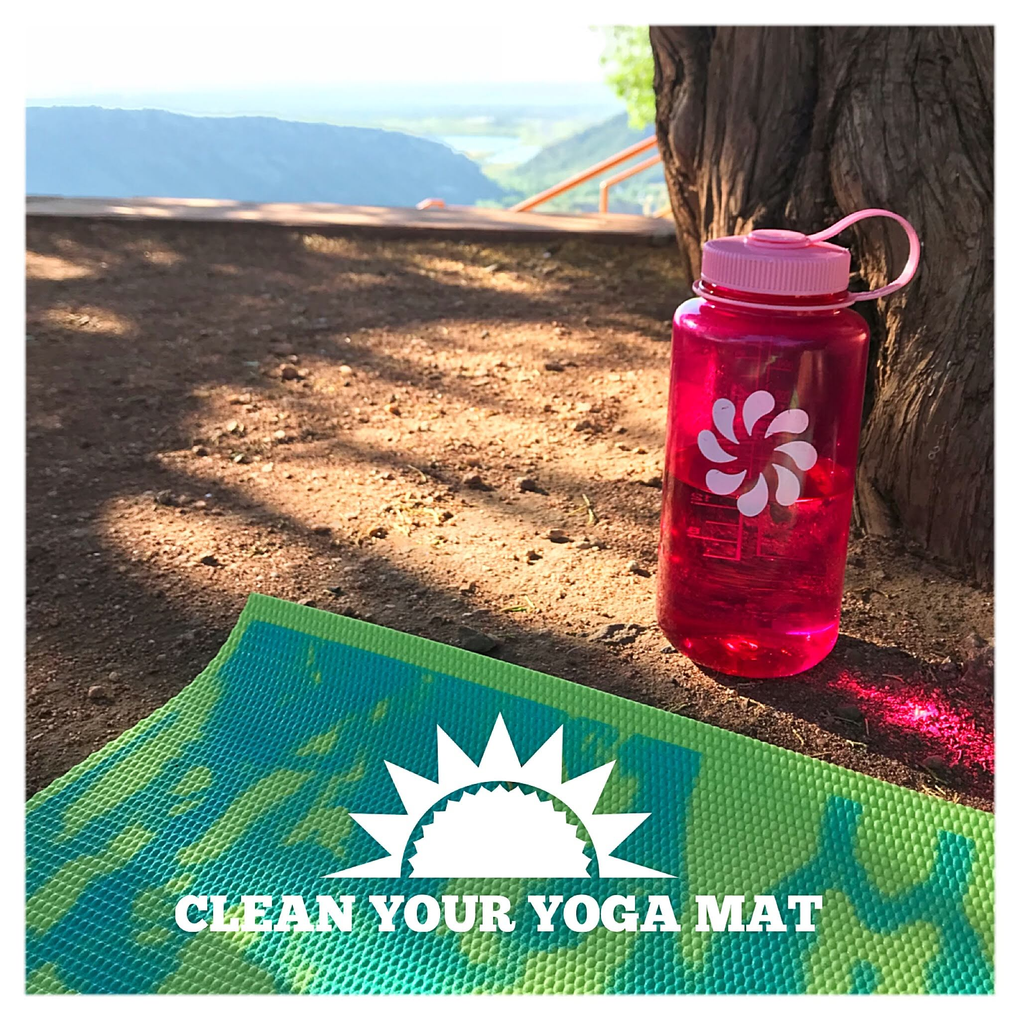How to Clean a Yoga Mat