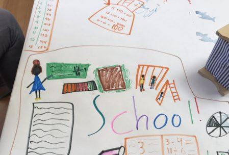 school drawing