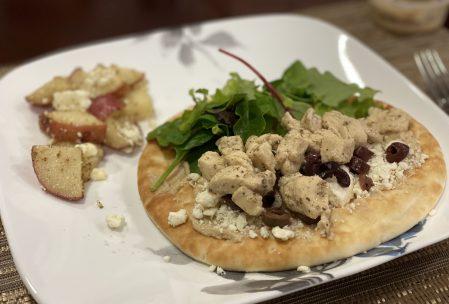 pita served