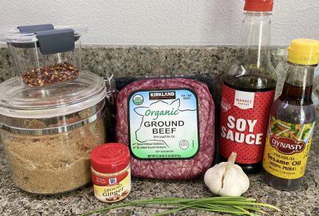 korean beef ingredients