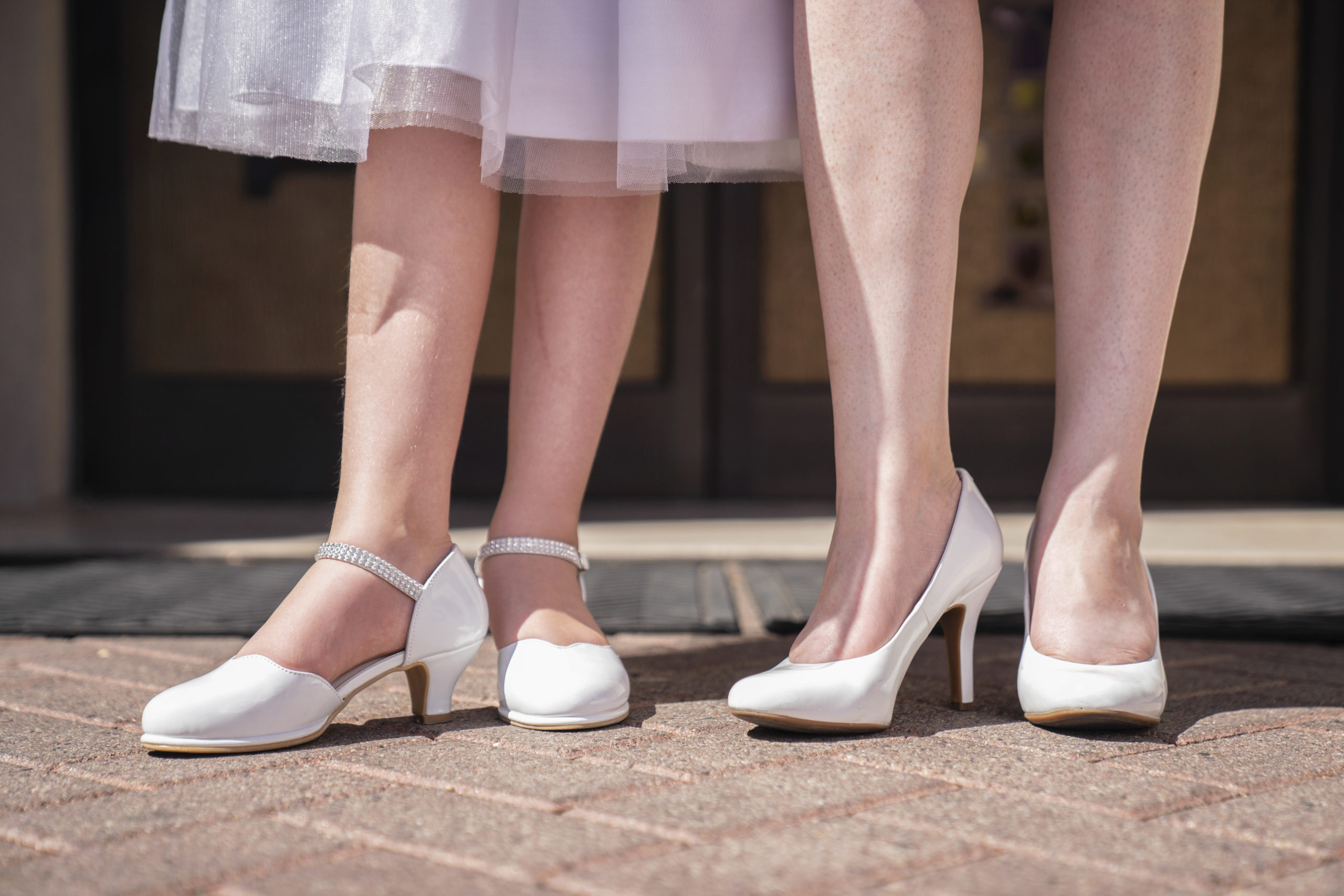 mother and daughter shoes