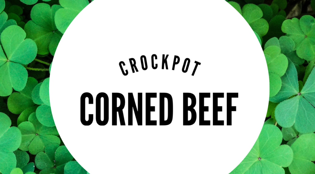corned beef title