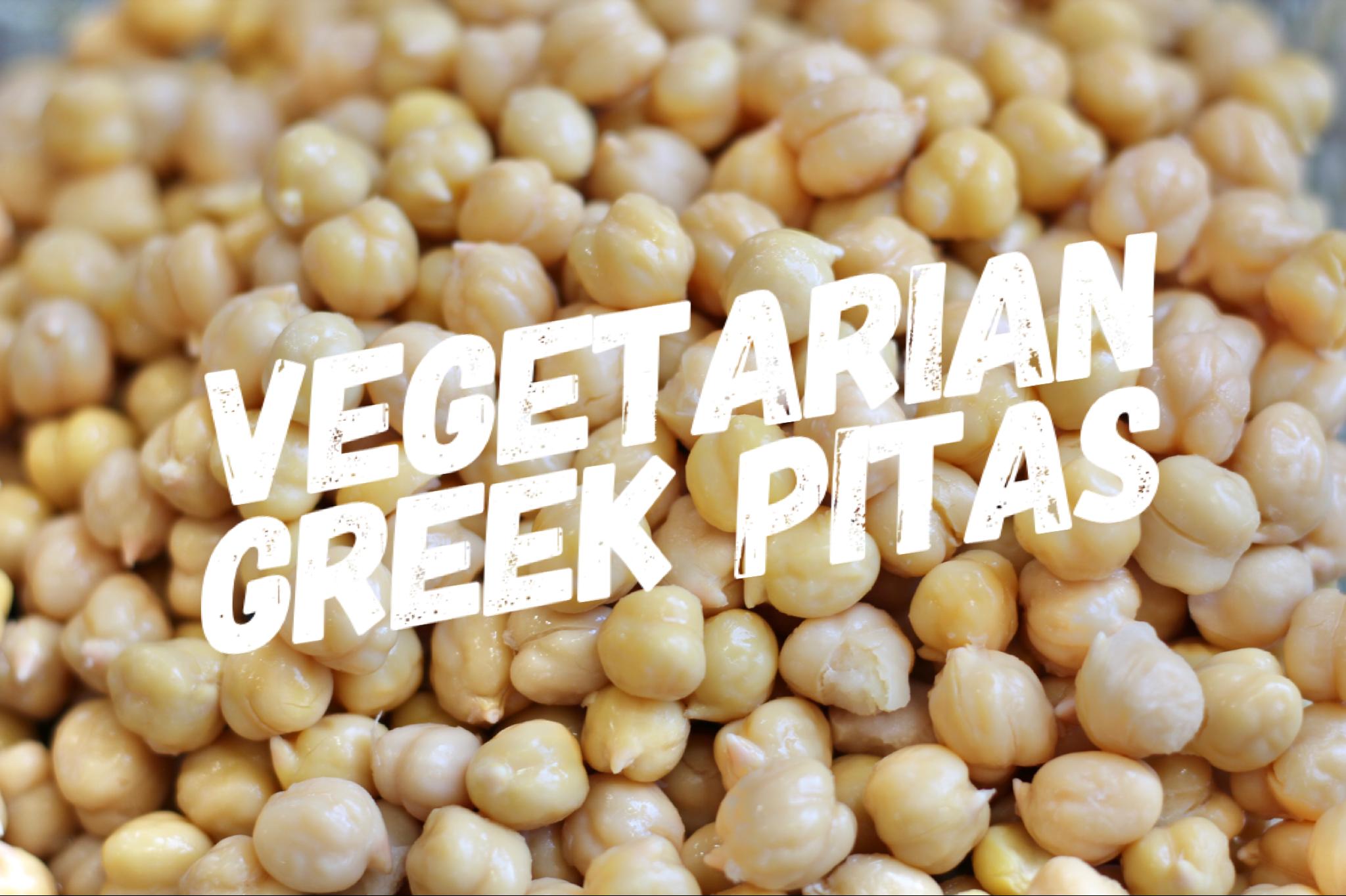 vegetarian pita title